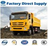 D01005 Sitom Cummins 375HP 50t Heavy Duty Tipper / Dumper/ Dump Truck (Non Used Mini HOWO FAW Sinotruk Isuzu Beiben Pick up Cargo Tractor vehicle)