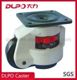 Large Nylon Plate Foot Master Wheel Gd Leveling Caster