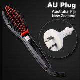 New Design Professional Hair Straightener Brush