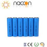 18650 2600mAh 3.7V Rechargeable Li-ion Lithium Batteries for E-Cigarette/Power Bank