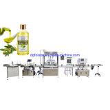 Pure Water Edible Oil Liquid Filling Fruit Juice Production Line