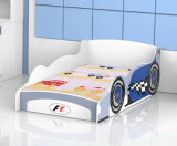 New Kids Race Car Bed Toddler Bed Child Furniture Bedroom Red
