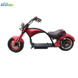 2019 Ecorider E5-5 60V 2000W 20ah Electric Citycoco Electric Motorcycle