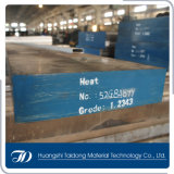 4340/1.6582 Steel Plate, Square Forged Bar
