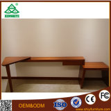 Cheap Wood TV Table Design in Living Room