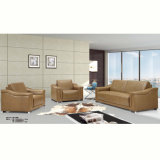 Contemporary Commercial Waiting Leather Sofa for Office
