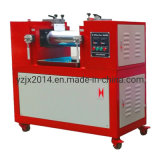 4 Inch Mini Laboratory PVC Plastic Rubber Mixing Oil Heating Mill Machine Factory