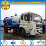12000 L Sewage Suction 4*2 Vacuum Tank Truck Price