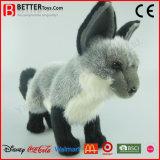 Custom Realistic Stuffed Animal Plush Toy Soft Bat Eared Fox