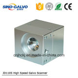 Sino Galvo Jd1105 Galvo Scan Head with 7mm Aperture for Cutting Machine