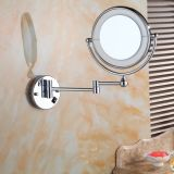 Bath Glass Mirror Lighted Wall Lighting Round Double Sides