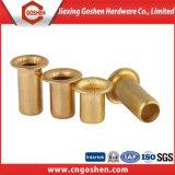 Brass Copper Aluminum Hollow Tubular Rivets