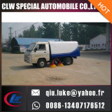 China High Efficient Light Highway Sweeper Truck