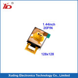 1.44``TFT Graphic Serial Custom LCD TFT with Resistive Touch Datasheet