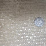 Decorative Leather with Embossed Pattern for Home Upholstery