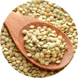 2019 Harvest Best Price High Quality Selected Clean Export Large Green Lentil