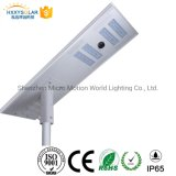 120W All in One LED Road Lights Street Outdoor Lighting Lamp for Park Garden