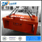 Hanging Rectangular Electromagnetic Separator for Conveyor Belt Mc23