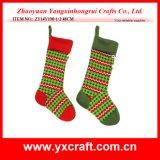 Christmas Decoration (ZY14Y190-1-2) Christmas Hosiery Kids Toys