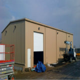 Prefabricated Metal Buildings for Inventory