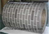 Prepainted Steel Coil in Brick Pattern