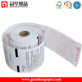 Preprinted Bank ATM Receipt Thermal Paper
