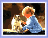 Factory Direct Cheapest Cross Stitch, DIY Diamond Painting, Canvas Painting.