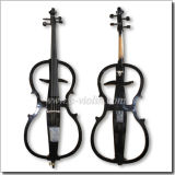 High Quality Hand Carved Electric Cello (CE008B)