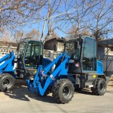 China Factory Wholesale Price Small Wheel Loader Zl08 with Ce