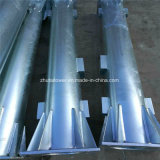 Self Supporting Galvanizing Transmission Tower