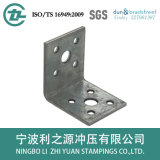 OEM Building Bracket for Metal Stamping