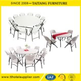 Modern Design Plastic Round Table Use in Wedding Banquet