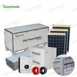 off Grid 2kw Solar Panel 3kw Output Solar Generator for Solar Home System with Jinko Ja Solar Panel Growatt Inverter Outdoor Stand Alone Hybrid Solar System