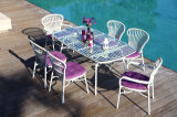 Hotel Outdoor Rattan Garden Tables and Chairs Furniture Price