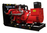 CE Certificated Doosan Silent Diesel Generating Set 413kVA