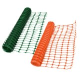 Multi-Purpose 100% HDPE Orange Plastic Safety Barrier Mesh Fencing for Warning