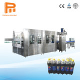 Turnkey Project Can Glass Plastic Bottle Carbonated Soft Drink Sparkling Water Filling Production Line/ Juice CSD Beverage Liquid Bottling Mixing Plant Machine