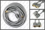 15meter Dark Grey Premium SVGA VGA Monitor Cable for Samsung LCD