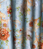 Jacquard Printed Fabric for Curtain