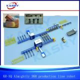 Professional Multi Function Profile Pipe H Steel Angle C Purlin Plasma Cutting Hole Beveling and Marking in One Machine