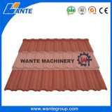 Hot Sale in Africa Marketing Stone Coated Metal Roof Tile