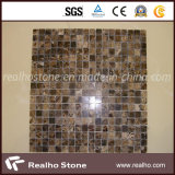 Polished Coffee Color Mosaic Pattern with Compatitive Price