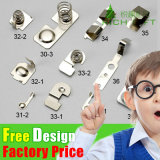 Factory Custom Stainless Steel Flat Spring Battery Leaf Spring Contact
