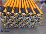 Building Steel Material Scaffolding Adjustable Shoring Prop / Support Pipe Used in Construction