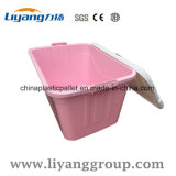 Hot Sale Storage Box with Lid, PP Material Plastic Storage Box for Household