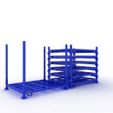 High Quality Adjustable Folding Cheap Tyre Storage Rack for Industrial
