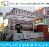 Aluminium Truss Stage with Roof Cover for Outdoor Promotion
