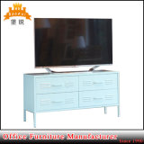 New Metal Wooden TV Stand for Living Room Furniture
