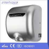 Europe Classical Stainless Steel Hot Air Switch Polished CE ABS Hand Dryer