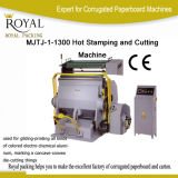 Mjtj-2- 1300, 1400, 1500, 1600 Hot Stamping and Cutting Machine